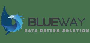 logo blueway horizontal
